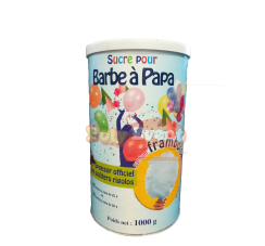 Sucre Framboise